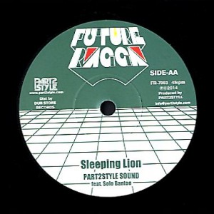 Sleeping Lion - Solo Banton
