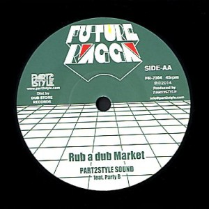 Rub a dub Market - Parly B
