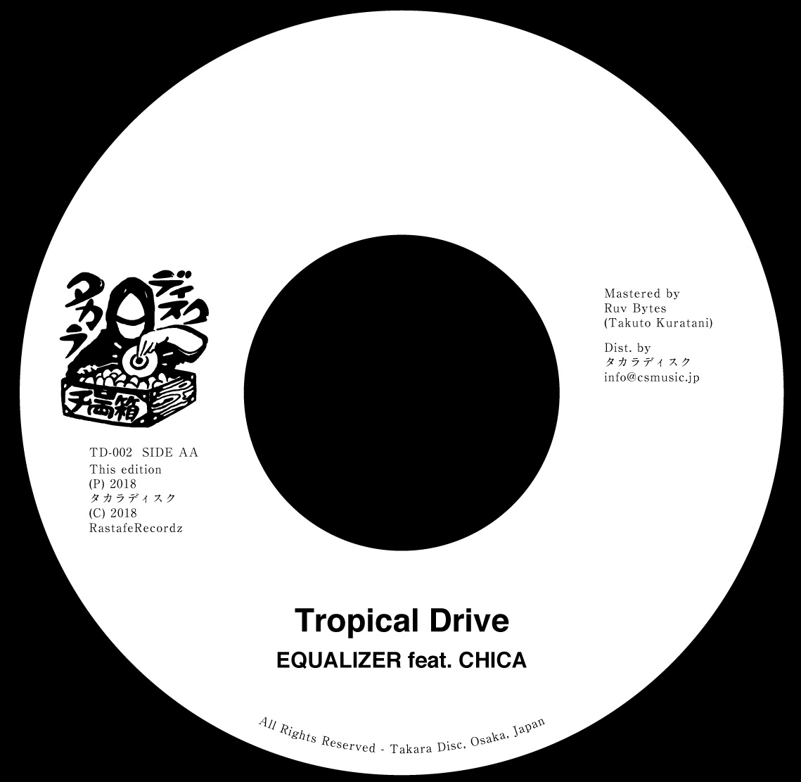 Tropical Drive Remixed by EQUALIZER