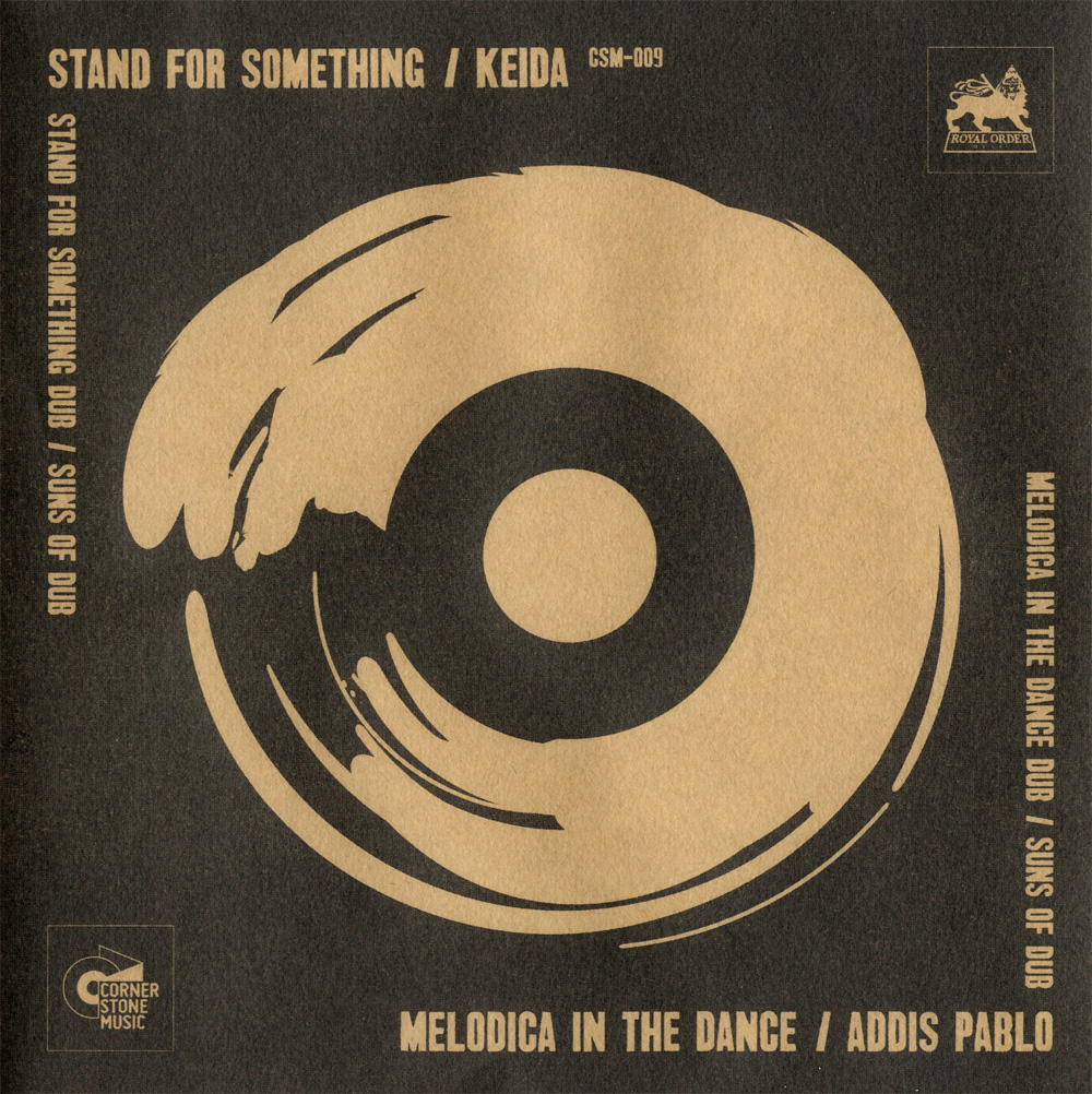 Keida / Addis Pablo [ Stand For Something / Melodica In The Dance ]