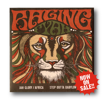 Raging Fyah [ Two 7inch Set Vol.2 ]